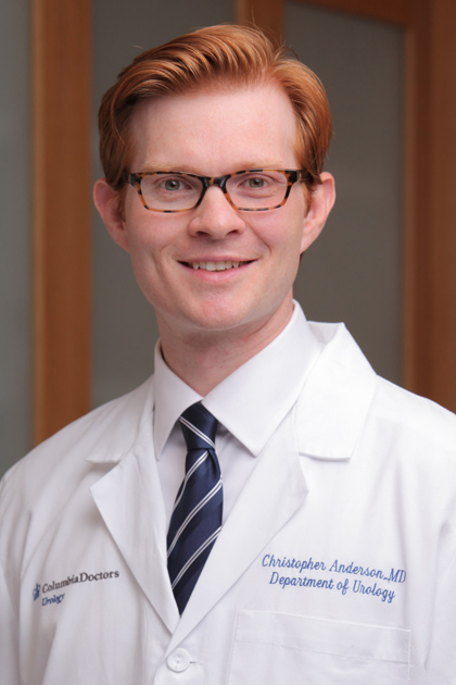 Christopher B Anderson, MD